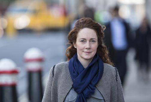 Rebekah Brooks has told a court she offered a job to the newspaper's former royal editor after his release from prison