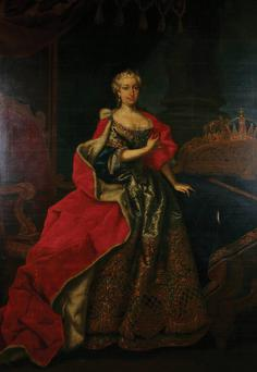 The important portraits were acquired from a private collection from the Benelux region for a prestigious Irish project now abandoned.