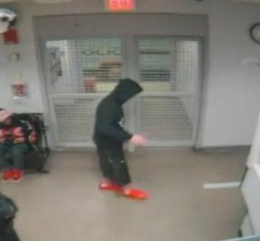Sobriety test: Video footage released of singer Justin Bieber at a police station after his arrest