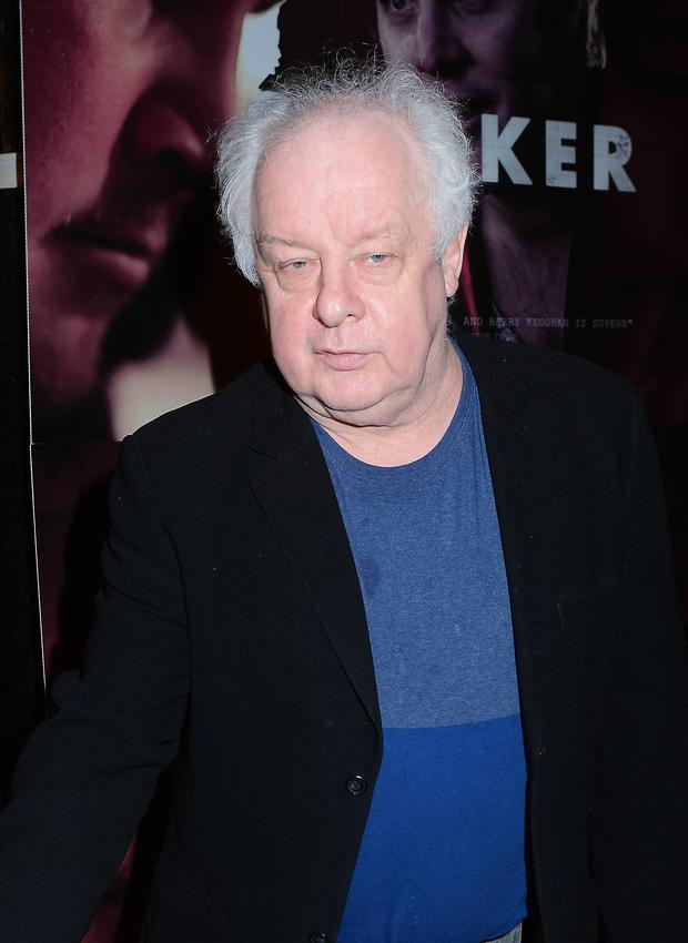 Jim Sheridan at The Irish Premiere of 'Stalker' at Movies at Dundrum, Dublin, Ireland - 26.02.14. Pictures: G. McDonnell / VIPIRELAND.COM