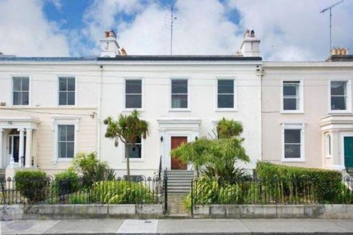 six bedroom period home overlooking dublin bay