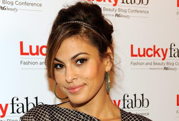 Actress Eva Mendes really loves Perricone MD No Foundation Foundation