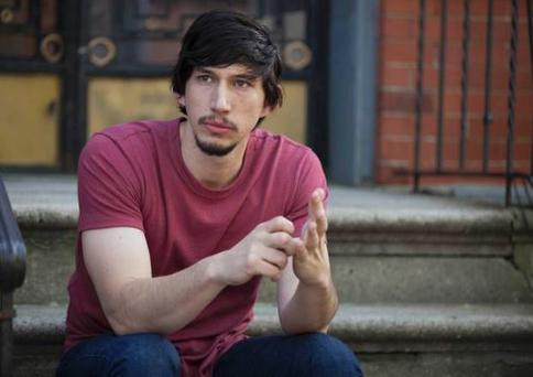 Actor Adam Driver rose to fame playing the neurotic Adam Sackler in Girls, with co-star Lena Dunham congratulating him about  the news on Twitter.