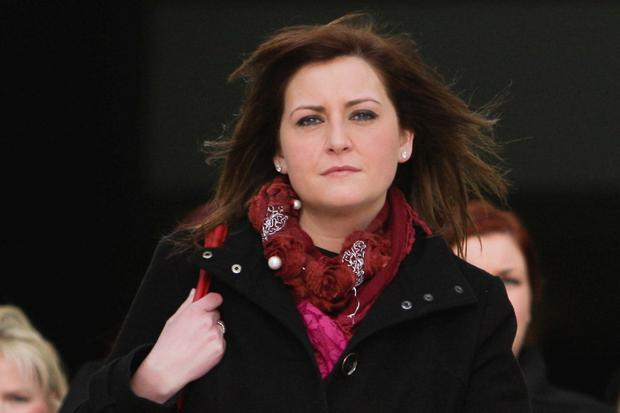 Trinity College graduate Ursula Shannon (30) has been sentenced to six years Pic: Courtpix