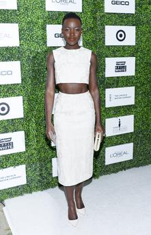 Actress Lupita Nyong'o attends 7th Annual ESSENCE Black Women In Hollywood Luncheon