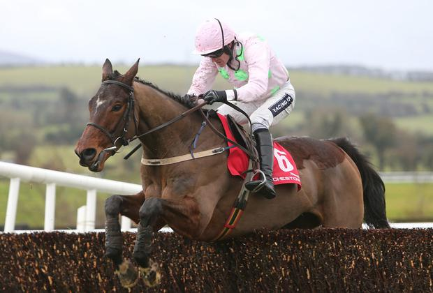 Touch The Eden can score for Ruby Walsh at Navan today