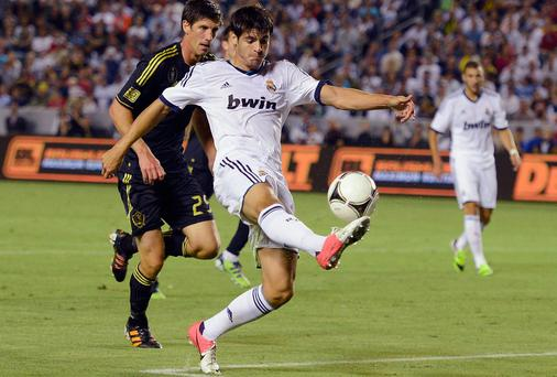 Arsenal have already shown interest in Real Madrid youngster Alvaro Morata