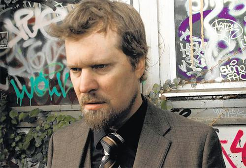 EMOTION: John Grant will be joined by Sinead O'Connor on stage at the Olympia tomorrow night.