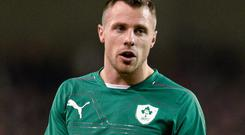 Ireland wing Tommy Bowe admits he is playing catch-up with Joe Schmidt as he looks to win his place back after almost a year out of the national team