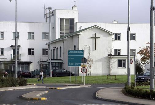 The report on Portlaoise is due to be published next month