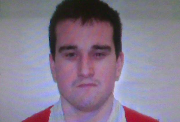 Jerry McGrath, who was found guilty of false imprisonment of a girl, 5, and of the murder of Ms Roche-Kelly. Photo: TV3