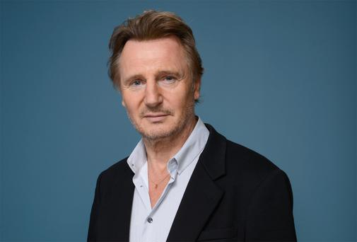 Liam Neeson has defended New York's horse-drawn carriages