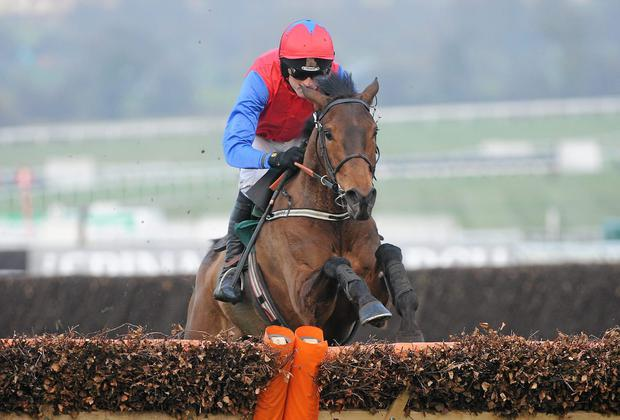 Quevega, with Ruby Walsh
