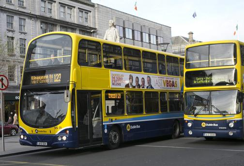 Dublin Bus: fares proposal