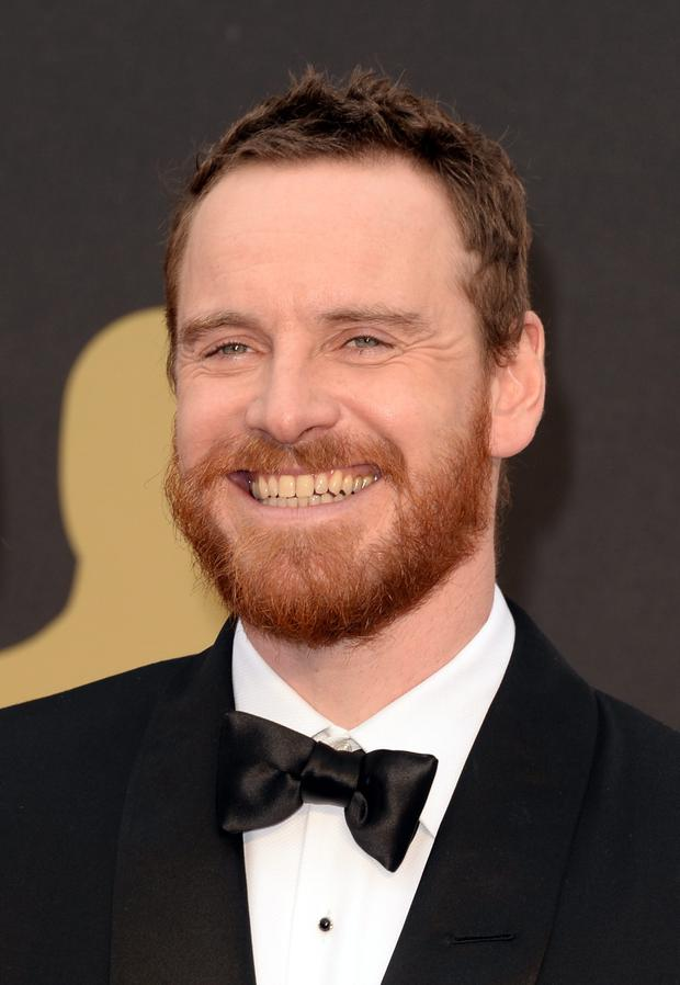 Actor Michael Fassbender attends the Oscars held at Hollywood & Highland Center on March 2, 2014 in Hollywood, California