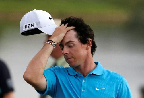 Rory McIlroy claims he signed a December 2011 representation agreement under