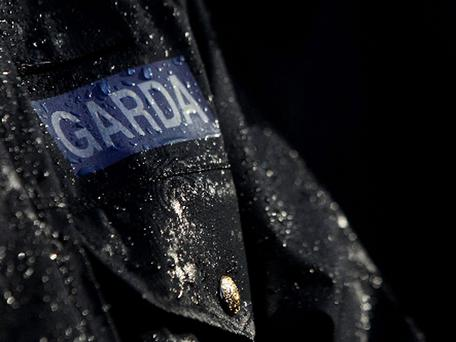 A Garda has been accused of using racist language. Picture posed.