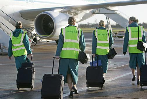 Aer Lingus staff may strike on St.Patrick's weekend