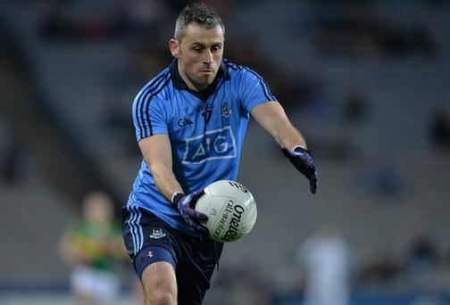 Alan Brogan is set to return to the Dublin line-up for Saturday's game against Kildare
