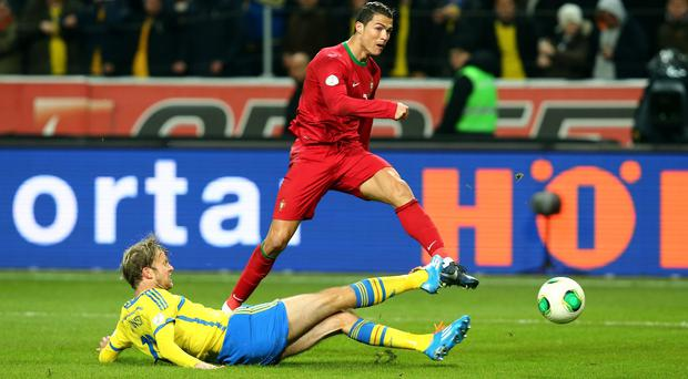 Cristiano Ronaldo's Portugal would be a glamour tie for Ireland