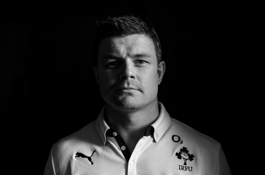 Ireland's Brian O'Driscoll will step out in the Aviva for the last time in a green jersey this weekend.
