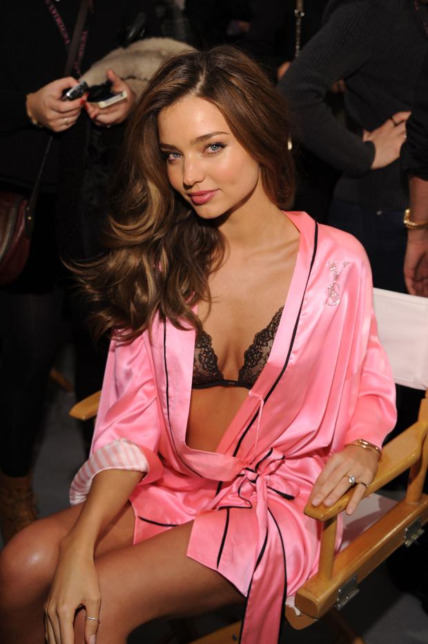 Victoria's Secret Angel Miranda Kerr
