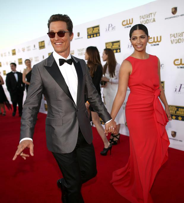 Camila Alves has emerged as the true style star during this awards season