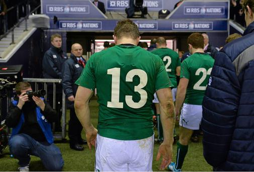 Who can fill Brian O'Driscoll's shoes?