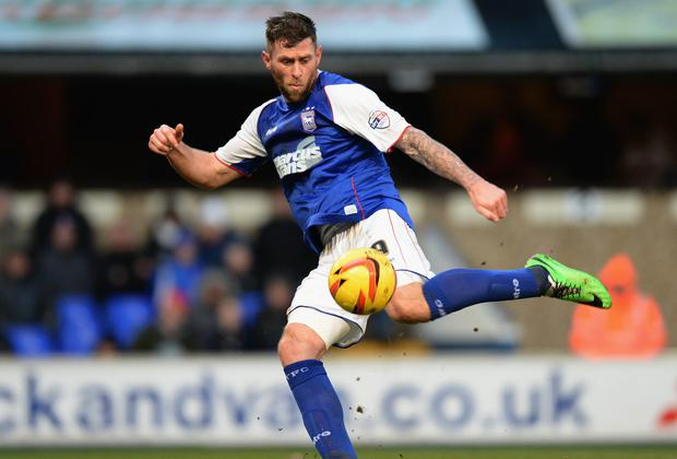 Ipswich Town striker Daryl Murphy has had the backing of the club's manager Mick McCarthy