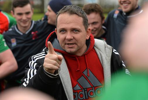 Clare manager Davy Fitzgerald has claimed that some of his players were taking drugs
