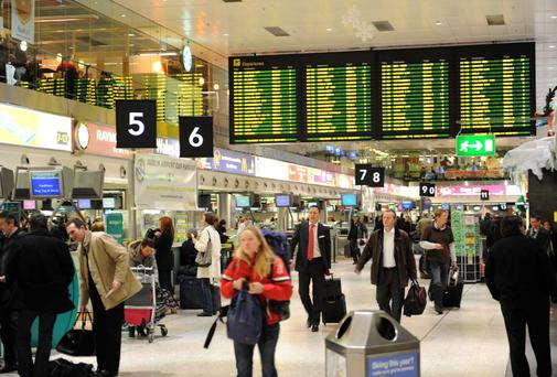 SIPTU refused to call off planned industrial action at the country's main airports.