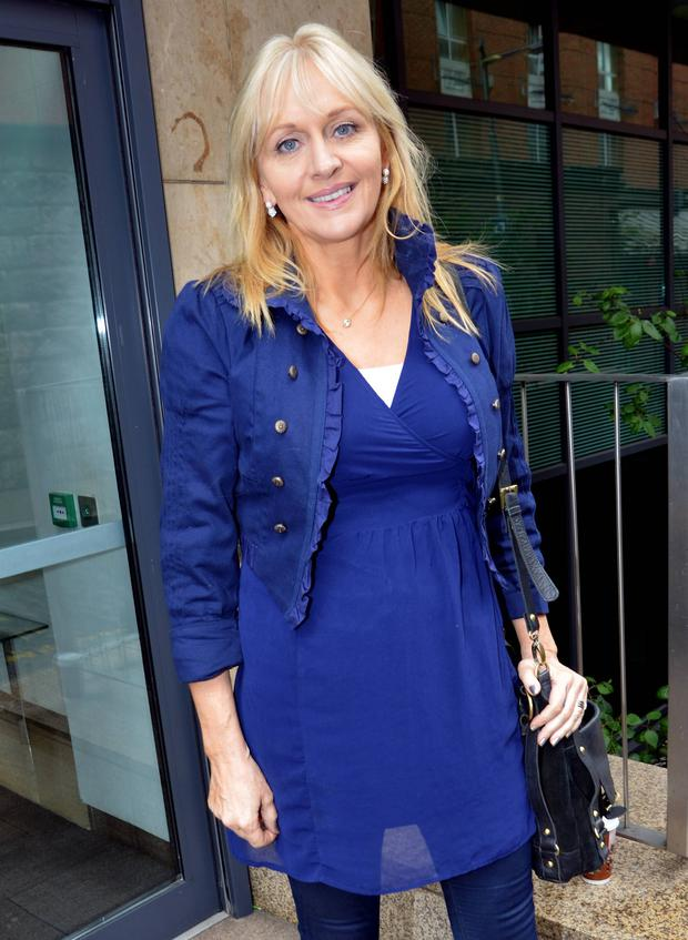 Miriam O'Callaghan experienced her own stalking torment