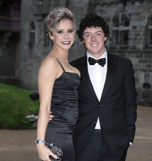 Split: Holly Sweeney and Rory McIlroy dated for six years