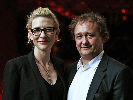 Cate is married to playwright Andrew Upton.