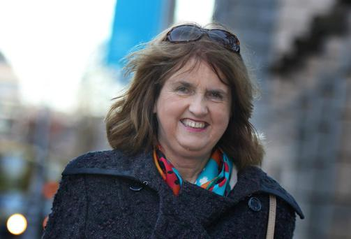 Will Joan Burton be the next Labour leader?