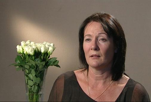 Leonie Fennell, mother of Shane Clancy
