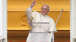 Pope Francis (Photo: Reuters)
