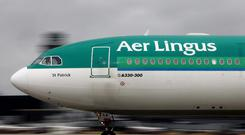 The Government has received €335m for the State's 25.1pc stake in Aer Lingus.