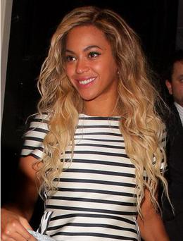 Beyonce has booked out the Penthouse suite in The Fitzwilliam Hotel