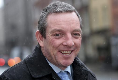 Jerry Buttimer, Fine Gael deputy for Cork South-Central at Leinster House. Picture: Tom Burke