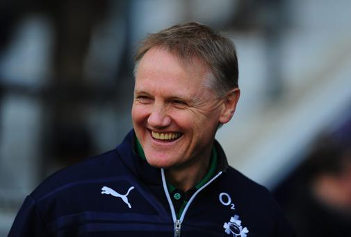 Joe Schmidt: 'After the Italian game I got doubts about what we were doing. I'm always doubting what we're doing and I'm always trying to solve things.'