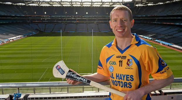 Former Galway hurling player Ollie Canning