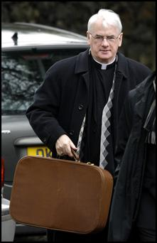 Bishop Noel Treanor of Down and Connor. Picture: Steve Humphreys