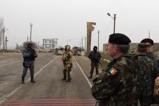 Defence Forces confirm an Irish Army Colonel is a member of OSCE Observer Team in Ukraine