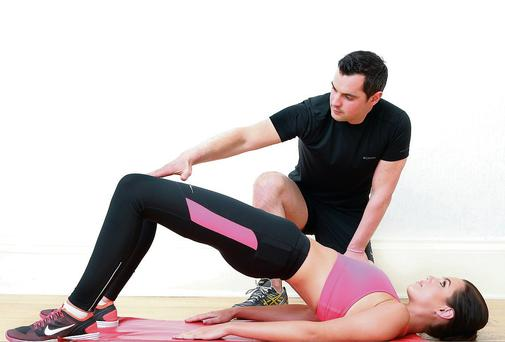 A rounded programme is best way to get results for the whole body