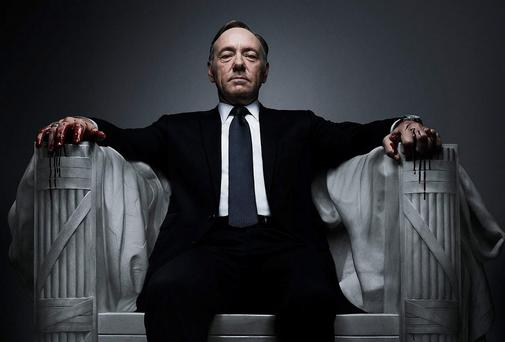 House of Cards is one of the most popular shows on Netflix; the company is set to raise its price for Irish subscribers