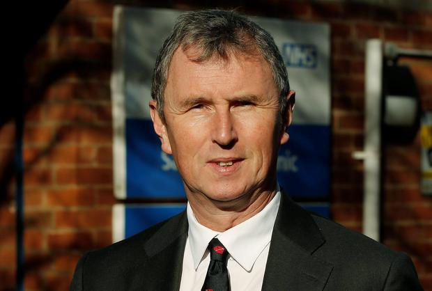 British Conservative MP and former Deputy Speaker of the House of Commons, Nigel Evans