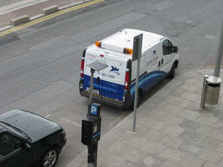 Clampers could take industrial action