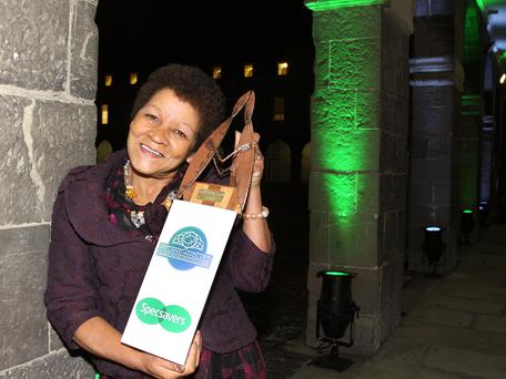 Christine Buckley was named Irelands Volunteer of the Year in 2009.