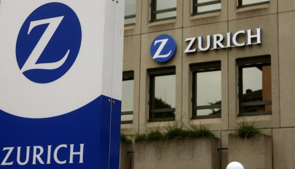 Zurich Insurance Group. REUTERS/Arnd Wiegmann